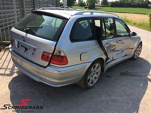 Recycled Car - Bmw E46 Touring