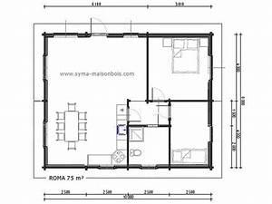 30 Pieds En Metre : plan de base roma 10 x 8 m au sol en plain pied pour une ~ Dailycaller-alerts.com Idées de Décoration