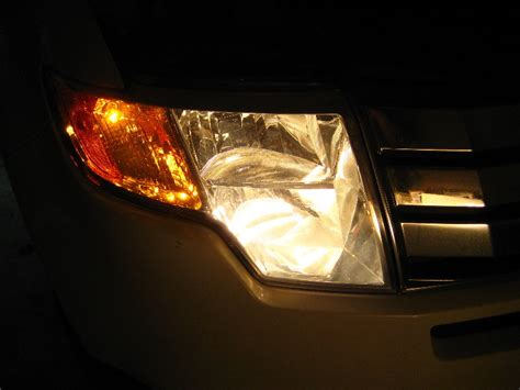 ford edge headlight bulbs replacement guide 030