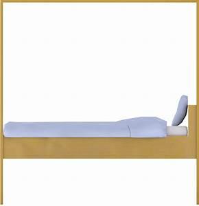 Lit Ikea 160 : objets bim et cao lit hemnes 160 ikea ~ Teatrodelosmanantiales.com Idées de Décoration
