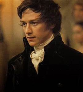on hiatus, James McAvoy GIFS - Tom Lefroy