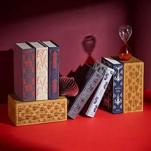 Wooden, Bookends, Pair, U2013, Penguin, Shop