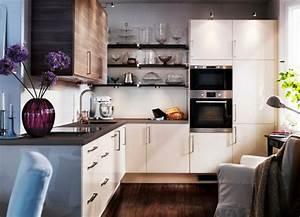 Kleine Küche Einrichten Bilder : kleine offene k che einrichten ~ Sanjose-hotels-ca.com Haus und Dekorationen