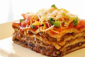 Image Gallery Mexican Lasagna