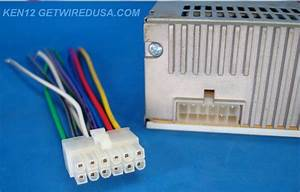 Radio Wire Harness 12