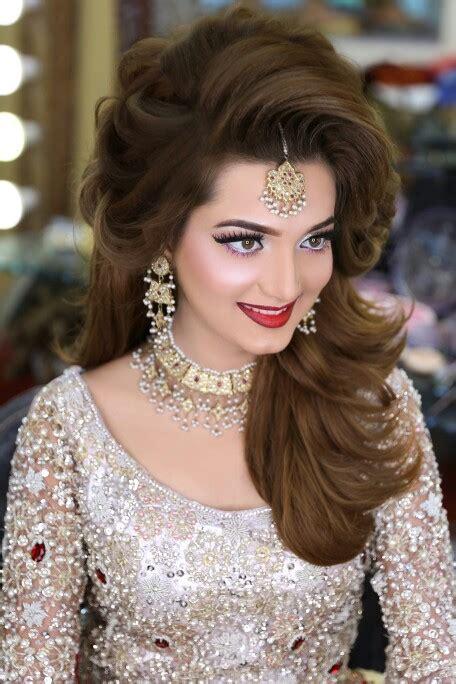 latest pakistani bridal makeup  perfect  trend