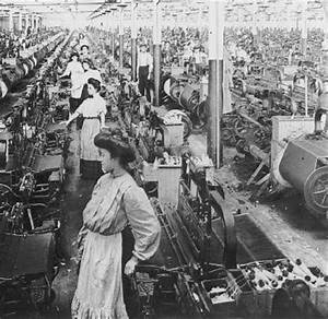 Working Conditions - Industrial Revolution
