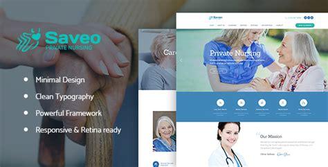 In-home Care & Private Nursing Agency Wordpress Theme