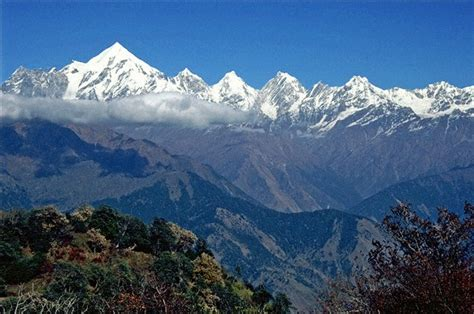 Top 10 Highest Mountains In India
