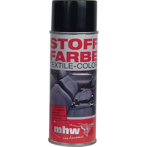 siege en cuir peinture teinture pour textile en aerosol bombe