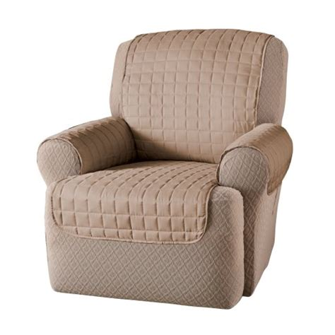 Wing Chairrecliner Furniture Cover by Chair Sofa Seat Recliner Cover Protector Food Pet