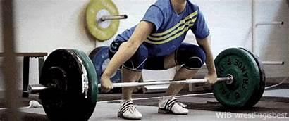 Weightlifting Crossfit Oly Tiffany Jello Till Run