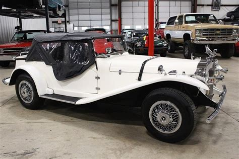 A banshee's scream, say others. 1929 Mercedes-Benz SSK | GR Auto Gallery