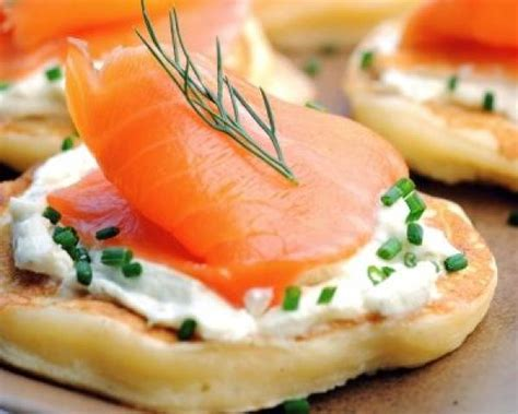 canapé au saumon photos canapé au saumon