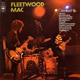 Get list of 100 top song hits of 1989 for your collection or ipod and mp3 playlist. FLEETWOOD MAC - Greatest Hits 1989