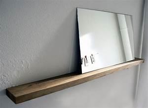 Spiegel Mit Ablage : die besten 25 spiegel ideen auf pinterest holz spiegel holzdesign und wandspiegel ~ Frokenaadalensverden.com Haus und Dekorationen