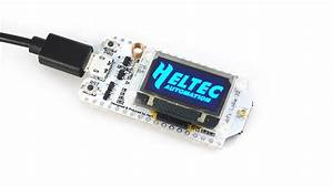 Nettigo  Heltec Wifi Lora 32  Esp32   Lora   Oled 0 96 U0026quot