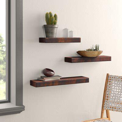 floating shelves hanging shelves youll love