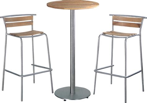 teak wood table and chairs teak wood bar table and chair stainless steel furniture
