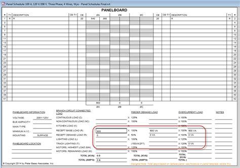 siemens panel schedule template schedule of values template schedule template free