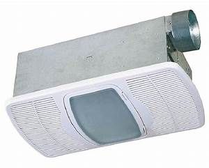 Combo Exhaust Fan Heater With Light