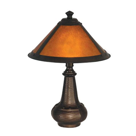 lantern table l dale mica accent table l l brilliant