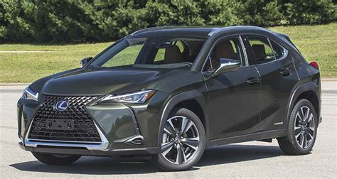 lexus ux hybrid targets young urban drivers