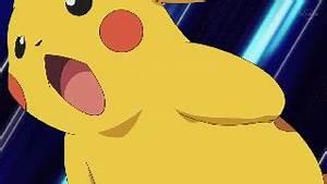 Pikachu Thunderbolt Gif | www.pixshark.com - Images ...