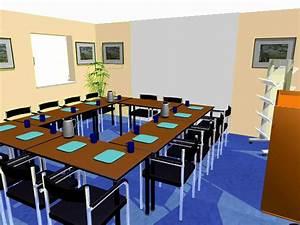 agencement brest agencement et decoration dentreprise With decoration salle de reunion