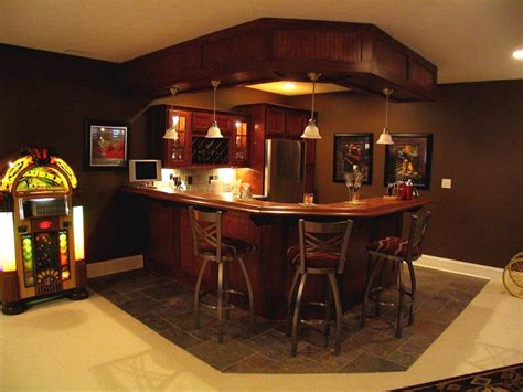Residential Bars by Custom Homes Indianapolis Indiana