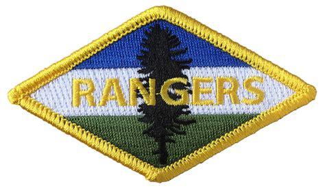cascadia rangers ptfc patch patrol