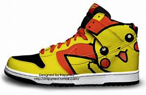 t pokemon shoes