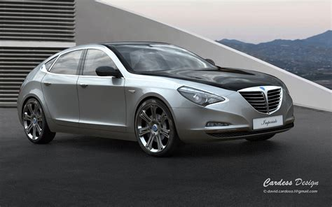 2018 Lancia Thesis Pictures Information And Specs