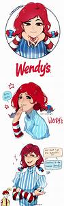 Digital Artist Turns Famous Fast Food Mascots Into Anime ...