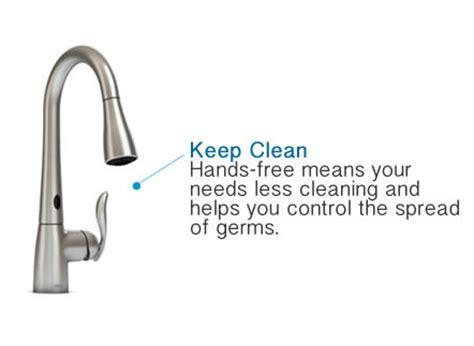 moen motionsense faucets at faucetdepot com