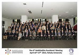 HeKKSaGOn University Consortium The 4th German-Japanese ...