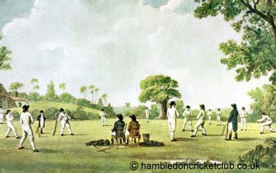 origin   game  history  cricket