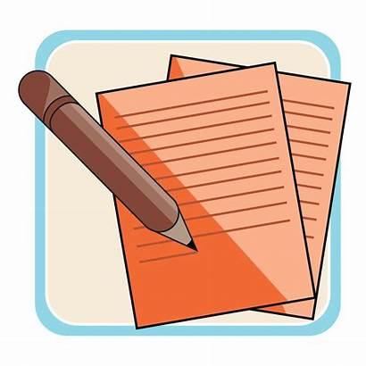 Clipart Essay Writing Descriptive Sample Fahrenheit Flames