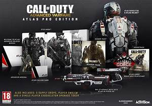 Call of Duty: Advanced Warfare Atlas Pro Edition PS4 ...