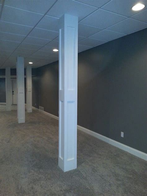 basement wrap basement pole covers smalltowndjs com