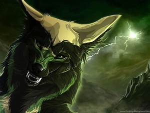 Cool animated wolf images wallpaper.jpg Desktop Background