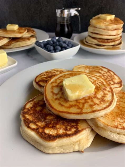 The Easiest Protein Powder Pancakes Recipe You'll Find