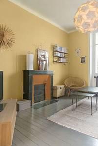 Photo Peinture Salon : peinture salon 30 couleurs tendance pour repeindre le ~ Melissatoandfro.com Idées de Décoration