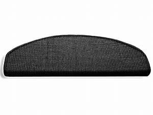 Stufenmatten Rechteckig Sisal : sisal stufenmatten schwarz deutsche qualit tsware ~ Sanjose-hotels-ca.com Haus und Dekorationen
