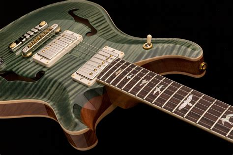 Prs Guitars Announces The Mccarty 594 Hollowbody Ii