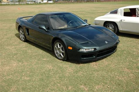 2000 acura nsx at the palm beach international concours d