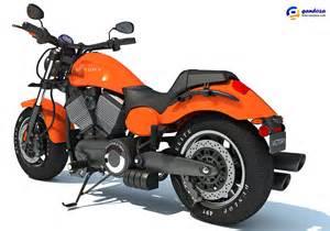 New Polaris Motorcycles