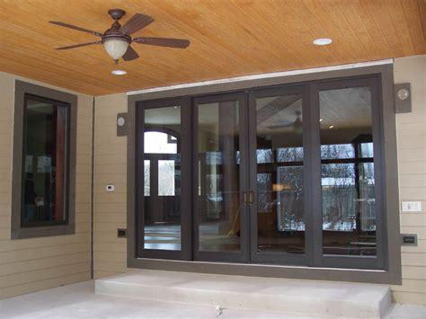 foot french doors exterior hawk haven