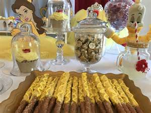 Baby Shower Activities For Kids by Beauty And The Beast Princess Birthday Party Supplies L My