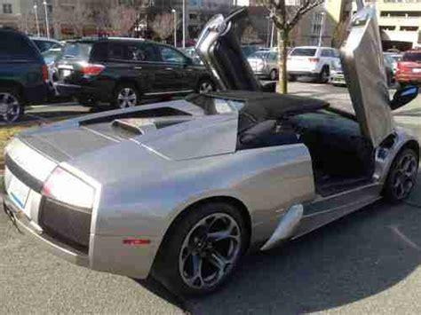 Find Used Lamborghini Murcielago  Excellent Condition In